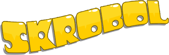 skrobol game logo